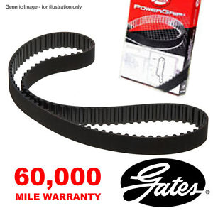 GATES TIMING CAM BELT FOR LANCIA DEDRA SW DELTA KAPPA THEMA