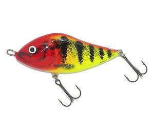 Jerkbait Salmo Slider SD10F – floating 10cm 36g leurres +  COLORS 2016