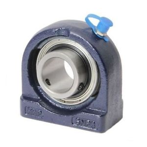 "SNP1-1/4EC 1-1/4"" Bore NSK RHP Short Base Cast Iron Pillow Block"