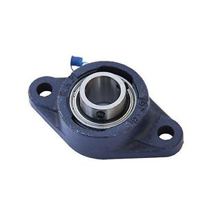 "MSFT1-11/16 1-11/16"" Bore NSK RHP 2 Bolt Hole Flange Bearing"