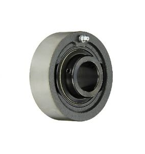 SLC16 16mm Bore NSK RHP Cast Iron Cartridge Bearing