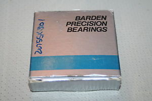 Barden 207-SSX301KS Super Precision Angular Contact Bearing