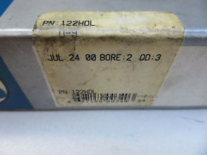 Barden 122HDL Precision Bearing !!! in Box Free Shipping