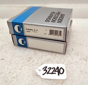 Barden Prescion Bearings 212HCDUL  0-11 (Inv.32240)