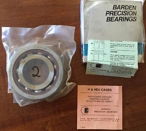 Barden Precision Thrust Bearing 309HDL. Unopened Factory Packaging.