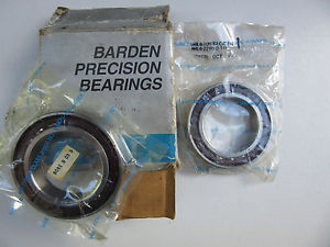 "Barden 2110HDL Precision Bearings ""Matched Set"" !!! Free Shipping"