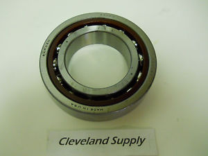 BARDEN 2210H SINGLE ROW BALL BEARING  PART # 210HE  CONDITION / NO BOX