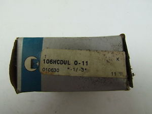 Barden 106HCDUL Bearing Set of 2