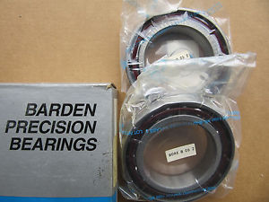 "Barden 112HDL Precision Bearing ""Match Set"" !!! in Factory Box Free Shipping"