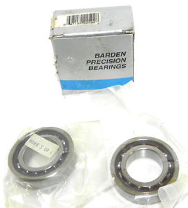 BARDEN 105HEUM PRECISION BEARING SET