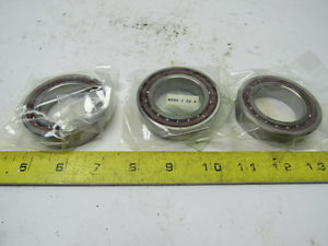 Barden 108HDBTL Triplex Precision Angular Contact Ball Bearing Box Set of 3