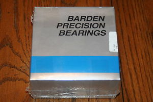 Barden 116HDL Super Precision Angular Contact Bearings 116-HDL (Set of 2)