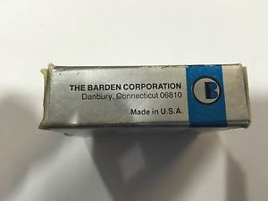 Barden Precision Bearings 1906H F0-11X  MADE IN THE USA