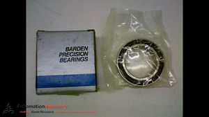 "BARDEN 1908HDL BEARING 2-1/2"" OD 1-5/8"" ID 1/2"" WIDTH,  #153969"