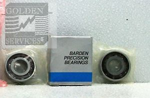 Barden 203HDM G32 R22B Bearings 2 in box
