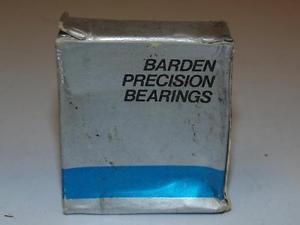 BARDEN PRECISION BEARINGS 201H 0-9 J 20 L ANGULAR CONTACT DUPLEX  (C3-S3-27A)