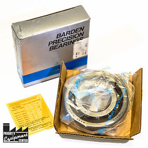 New – Barden 308H Angular Contact Ball Bearing