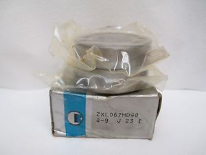 "BARDEN PRECISION BEARING ZXL067HD90 ZXL067H ""LOT OF 2"""