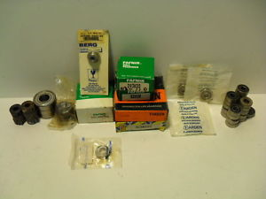 FAFNIR TIMKEN SNR BARDEN PRECISION BEARINGS WM BERG OVER 30 /USED BEARING