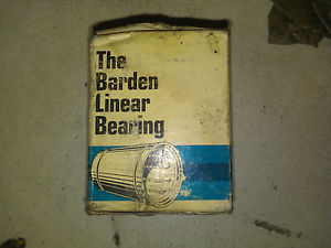 The Barden Linear Bearing L-24-MM