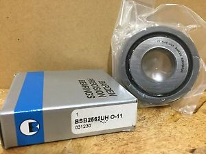 Barden Precision Ball Screw Support Bearing 25TAC62, BSB2562UH O-11