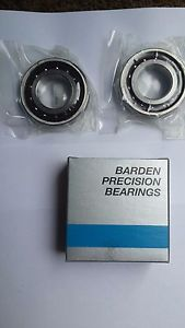 Spindle Bearings,1 Pair, Bridgeport BP 11190238, 1J/2J