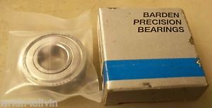 203SS3 BARDEN  Single Row Ball Bearing  IN SEALED BAG