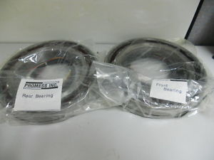 BARDEN  122HDL  BEARINGS FRONT & REAR 122HDL