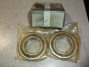 Barden Bearing B-926-16D Set of 2 107HDB 153807 *FREE SHIPPING*
