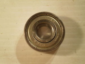 New: 6201Z PEER Single Row Ball Bearing