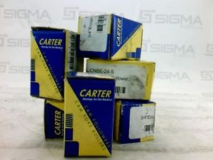 "Carter CNBE-24-S 3/4"" Eccentric Cam Follower Sealed  (Lot of 6)"