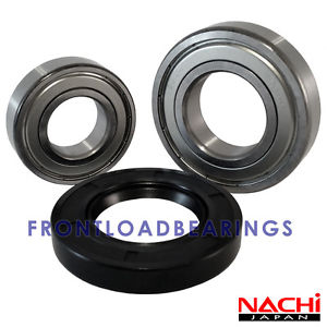 !! QUALITY FRONT LOAD BOSCH WASHER TUB BEARING AND SEAL KIT, FITS TANK 245703