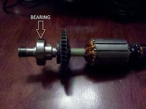 Replacement Bearing Bosch Rotozip RZ10