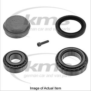 WHEEL BEARING KIT Mercedes Benz S Class Saloon S350CDi V221 3.0L – 232 BHP Top G