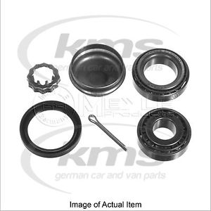 WHEEL BEARING KIT AUDI 100 (44, 44Q, C3) 2.0 KAT 115BHP Top German Quality