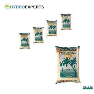 [5 Bags] x Canna Coco Professional Plus+ – 50L Bag | RHP Certified