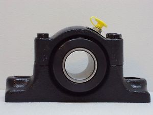 "Sealmaster EO RB4042, 1-7/16"" Bore Tapered Roller Bearing 19143DE, Pillow Block"