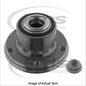 WHEEL BEARING KIT VW Transporter Van BiTDI 180 4Motion T5 (2010-) 2.0L – 178 BHP