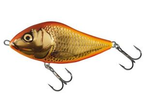 New colors 2016 Jerkbait Salmo Slider SD6F – floating 6cm 10,5g leurres