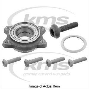 WHEEL BEARING KIT Audi A4 Estate TDI quattro Avant B8 (2008-2012) 3.0L – 237 BHP