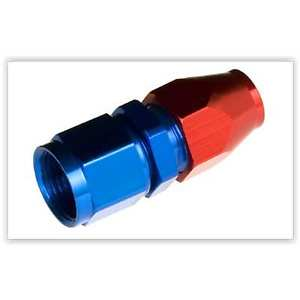 """Red Horse Products 3000-06-06-1 Hose End -06 TO 3/8"""" HARD LINE FEMALE ALUMIN"""