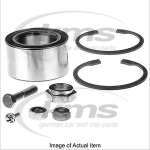 WHEEL BEARING KIT Audi 80 Saloon Injection B3 (1986-1991) 1.8L – 112 BHP FEBI To
