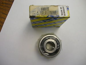 SNR 5302EE DOUBLE ROW BALL BEARING 15 MM X 42 MM X 19 MM  NIB