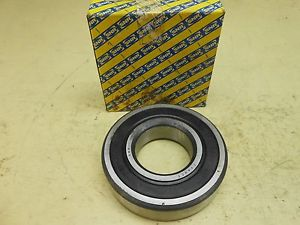 SNR Single Row Ball Bearing 6312 J30