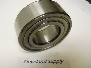 SNR 5208ZZ SHIELDED ROLLER BEARING    CONDITION NO BOX