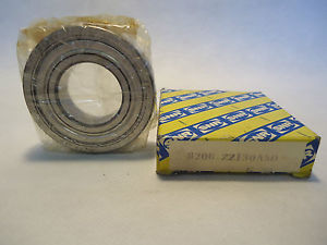 IN BOX SNR 6206 ZZJ30A50 BEARING