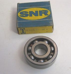 SNR BEARING 6303ME NON SEALED BEARING 17X47X14 NOS IN THE BOX