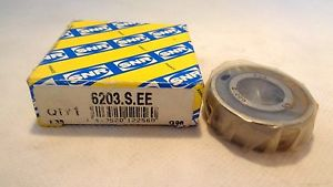 IN BOX SNR 6203.S.EE SEALED  BALL BEARING