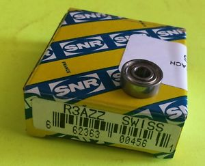 SNR  R3AZZ  Ball and Roller Bearing   * NOS