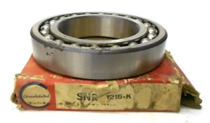 CONSOLIDATED SNR 1215-K BEARING, 75 X 130 X 25 MM